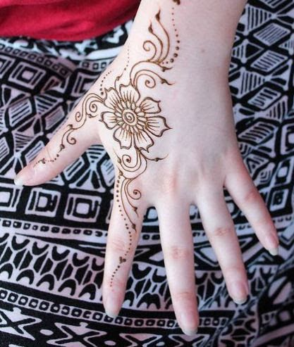 1000 Ideas About Easy Mehndi Designs On Pinterest  Easy Mehndi Mehndi Desi