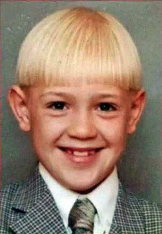 Conor McGregor - Age 12- 2002