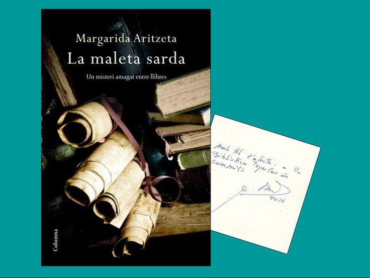 La Maleta sarda, de Margarida Aritzeta