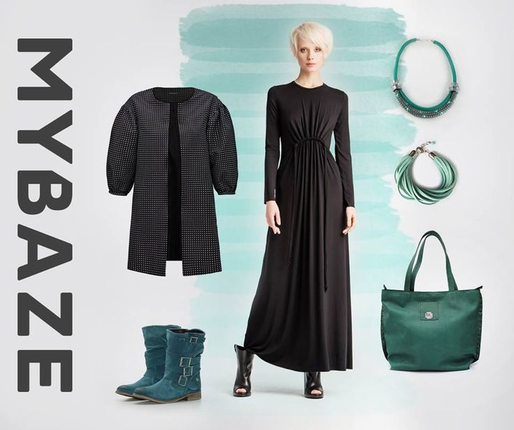 Black clothes and minty accessories #trendy #womanfashion #mintybag