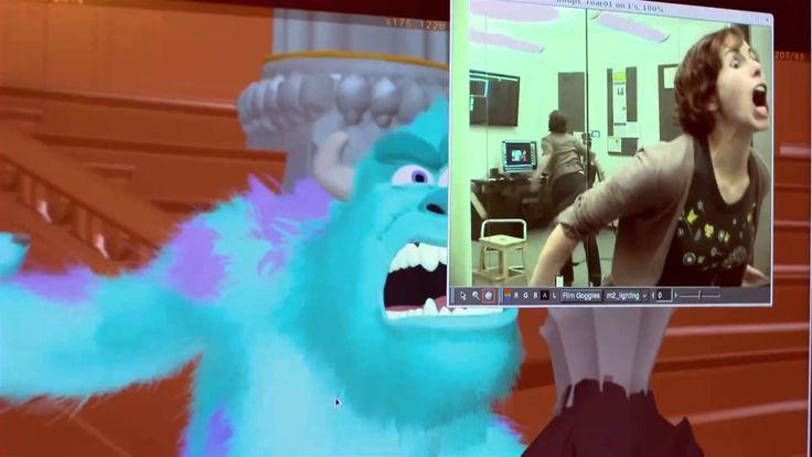 Para tener una idea del gran trabajo y la magnitud del proyecto, para Monsters University se necesitaron 100 millones de horas de render, lo que equivaldría ...