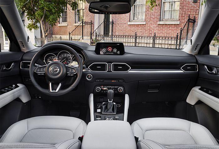 Mazda CX-5 2018 Interior Design
