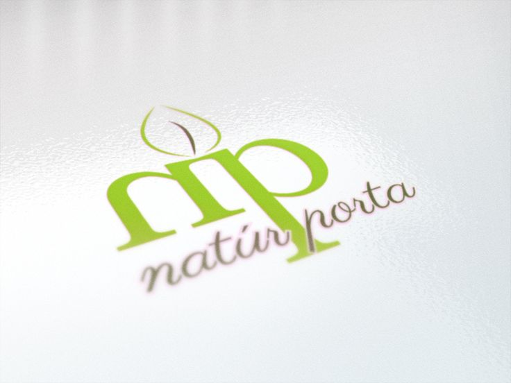 Natúr Porta logó  - Te is elkészítheted a www.designakademia.hu tanfolyamain.