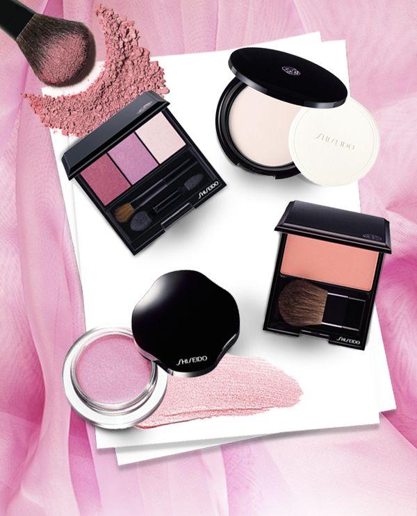 """""""Il rosa non ha bisogno di spiegazioni, è semplicemente un colore con cui giocare"""". Dick Page. #Shiseido #makeupartist www.shiseido.it"""
