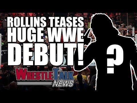 Kurt Angle In Royal Rumble? Seth Rollins Teases HUGE WWE Debut! | WrestleTalk News Jan. 2017 - http://edgysocial.com/kurt-angle-in-royal-rumble-seth-rollins-teases-huge-wwe-debut-wrestletalk-news-jan-2017/
