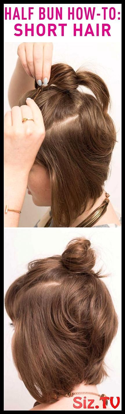 51 Trendy Hairstyles Bun Messy Top Knot Half Up 51 Trendy Hairstyles Bun Messy Top Knot Half Up Hairstyles #messybuntopknothalf #trendy #hairstyles #m...