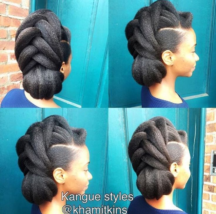 Best 20+ African Natural Hairstyles Ideas On Pinterest