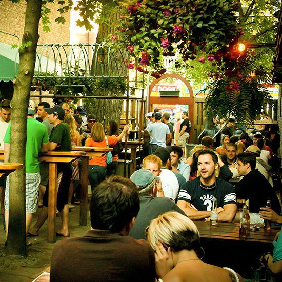 America's Best Beer Gardens: Sheffield's, Chicago