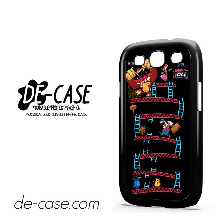 Donkey King DEAL-3563 Samsung Phonecase Cover For Samsung Galaxy S3 / S3 Mini