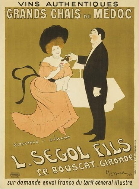 Grands Chais du Médoc L. Segol