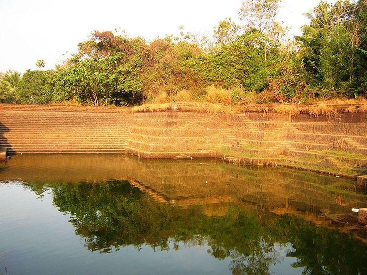 File:Temple Pond, Azhikode (4329291967).jpg