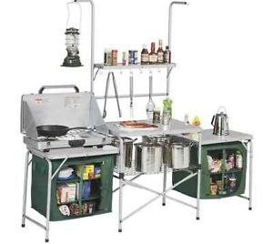 Exceptional Cabelau0027s Deluxe Camping Kitchen