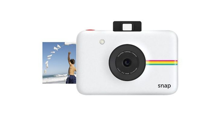 Buy Polaroid Snap Instant Digital Camera (White) from Kogan.com. Polaroid Snap Instant Digital Camera is the perfect blend of nostalgic polaroid instant photography and sleek modern design. 10MP digital camera Micro SD slot that holds up to 32GB Capture selfies with self-timer capabilities Takes 6 quick pictures in 10 seconds with photo booth mode Prints smudge-proof, water resistant full colour prints with ZINK Zero Ink Printing Technolo.... 840102133684