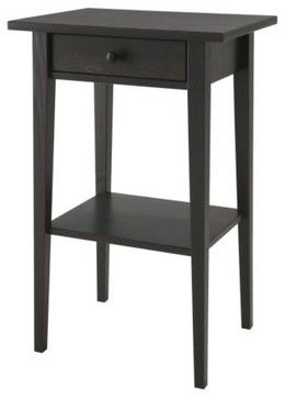 HEMNES Nightstand - modern - nightstands and bedside tables - IKEA