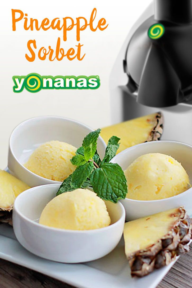 27 Best Images About No Banana Yonanas On Pinterest