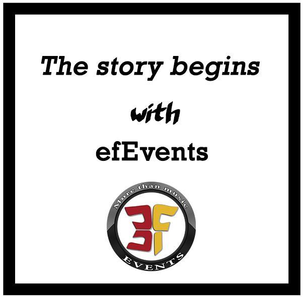 Povestea incepe cu  EF Events Brasov