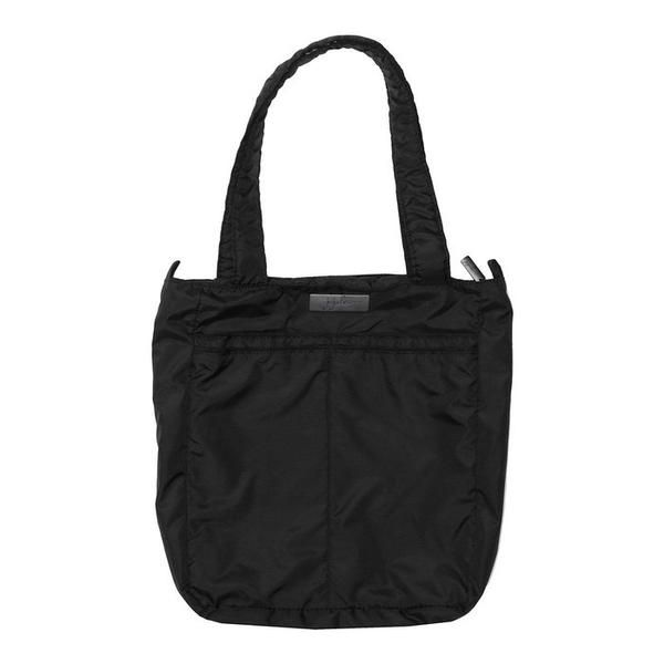 The awesome JuJuBe Be Light Black Out tote is feather light! This tote packs down extremely small and weighs in at just 7.3 ounces.