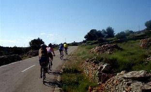 Croatia family adriatic adventure Mountain Biking