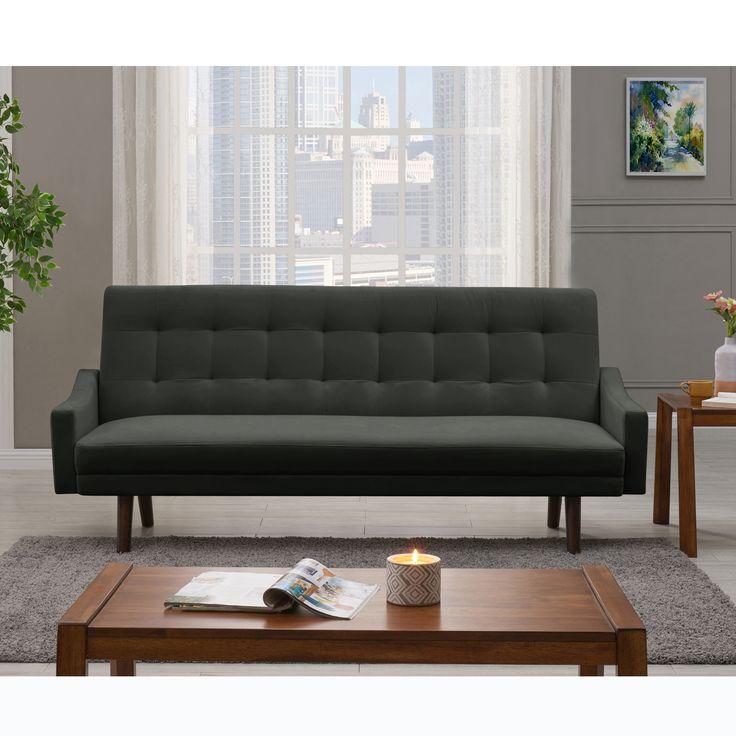 Home   Sofa bed, Comfortable futon, Elegant sofa