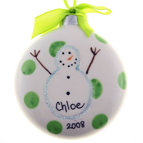 Homemade Snowman Ornaments | Billiards ball snowman Christmas Ornament Photo Cut Outs from
