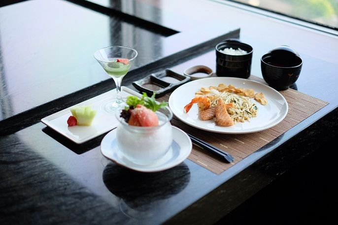 Pullman Jakarta Indonesia – reIntroduces Sky Express Lunch At Kahyangan