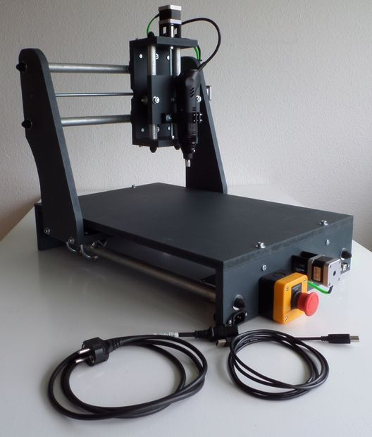 Low Budget CNC - instructables diy