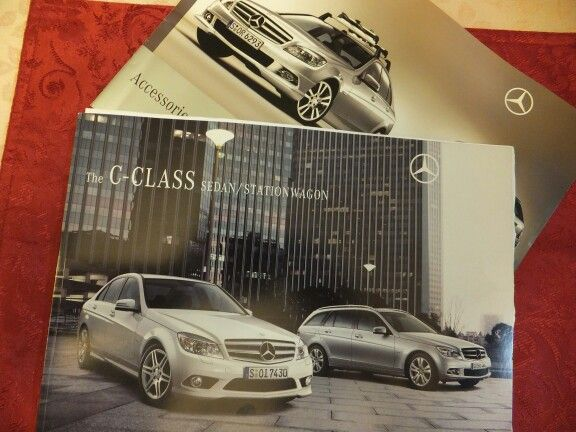 C sedan catalogue