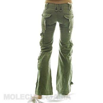 Molecule Himalayan Hipster Pants - Women's Cargo Pants - Cargo Pants   Molecule.asia