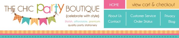 The Chic Party Boutique - Home