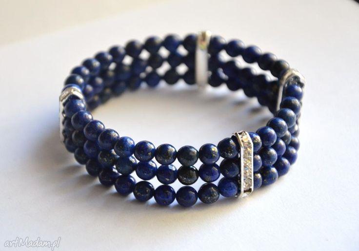 Bracelet sis cyrkoniowe przekładki kamieniach bransoletki