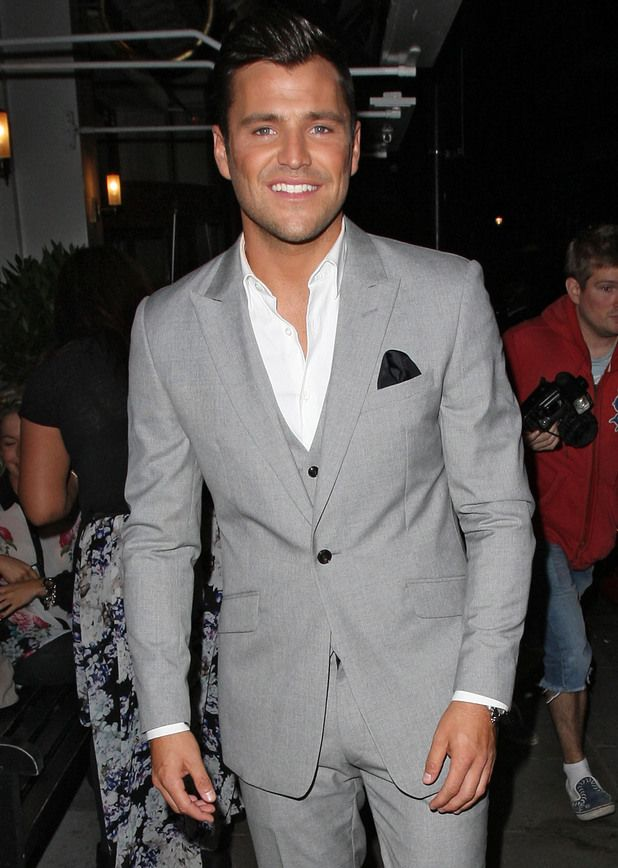 mark wright   Mark Wright - Gossip Goddess: TOWIE cast at Jessica Wrights launch ...