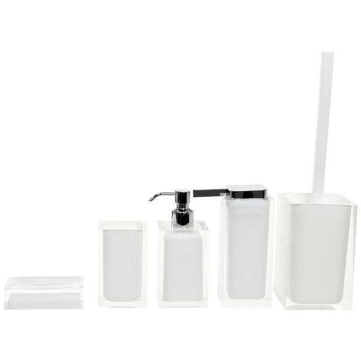 17 migliori idee su Bathroom Accessories Sets su Pinterest | Bagno ...