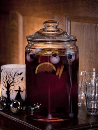 witches potions | Pick your poison! 10 spooky Halloween drink recipes - Food - http://TODAY.com
