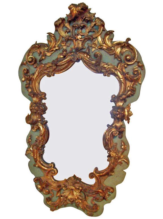 1000 images about venetian and venetian style furniture for Floor mirror italian baroque rococo style