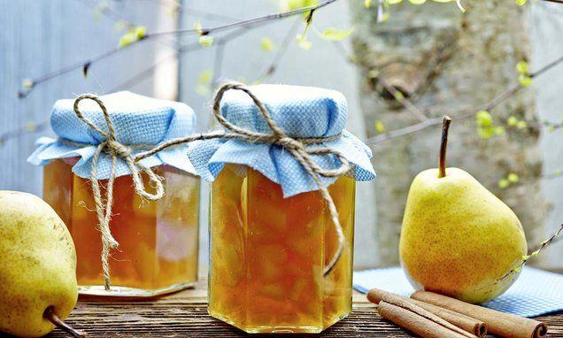 Konfitura gruszkowa - wyjątkowy smak dojrzałych gruszek i soku jabłkowego z cynamonowym akcentem #recipe Dr. Oetker Polska