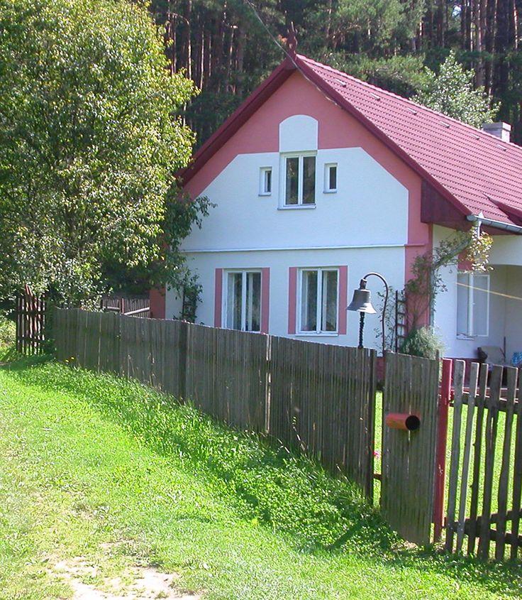 In small village of Podblanicko region (Central Bohemia), Czechia