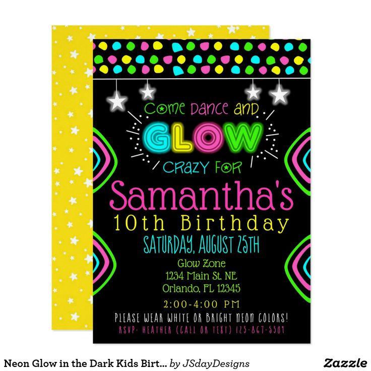 Dance party teen birthday #15