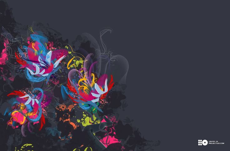 Efflorescence - wallpaper made with Project330.com