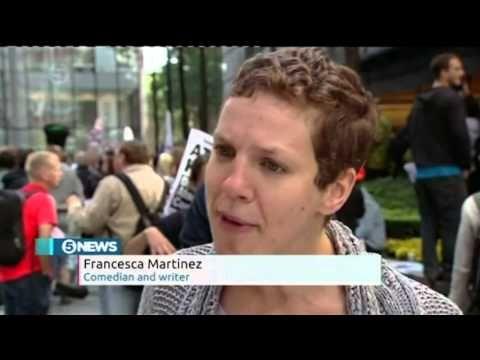 Channel 5 news: Atos Closing Ceremony
