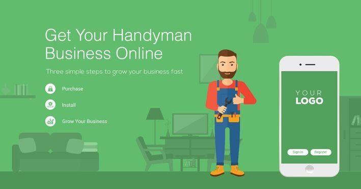 Top Handyman App Like uber, Make Handyman App Like Uber