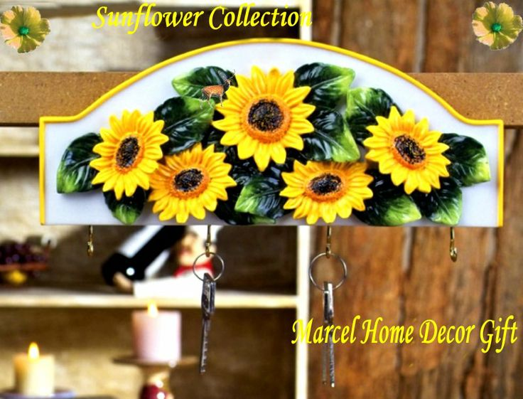 18 best sunflower images on Pinterest | Sunflowers, Kitchen ideas ...