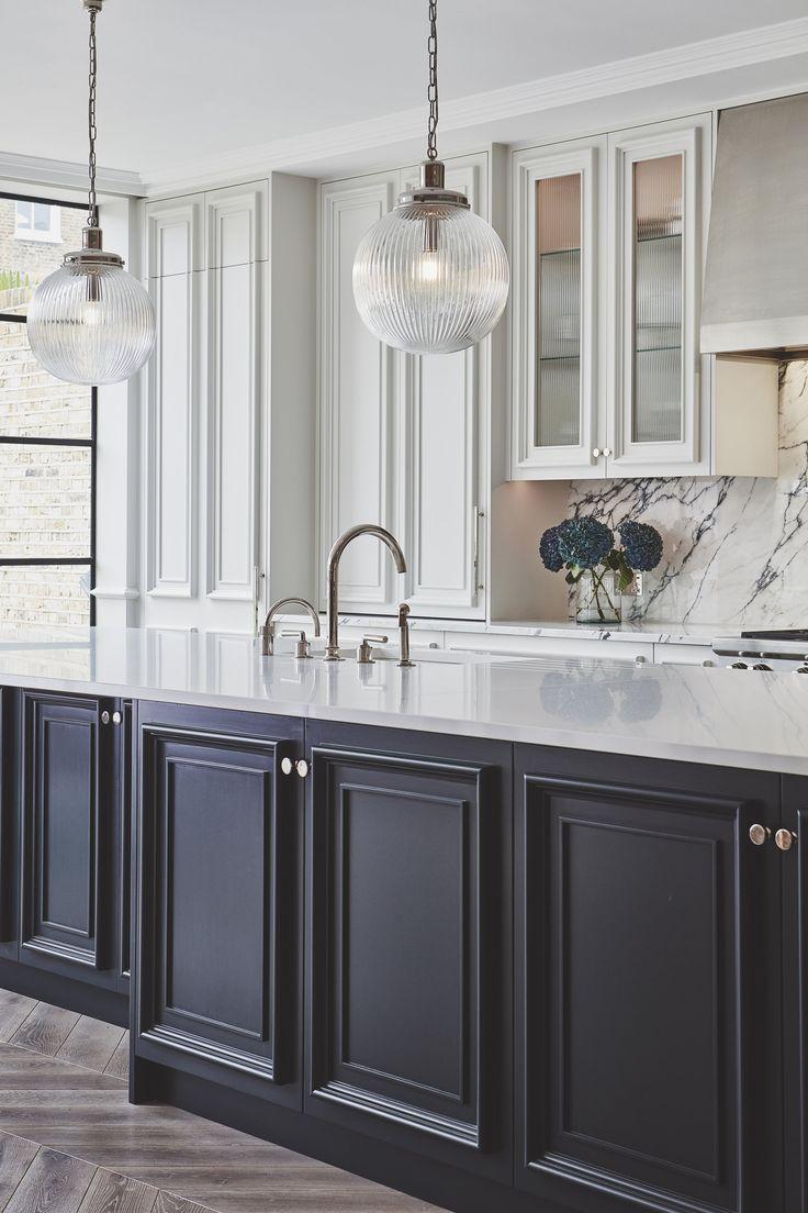 SUDBROOKE — Blakes London in 2020 | Black kitchen cabinets ...
