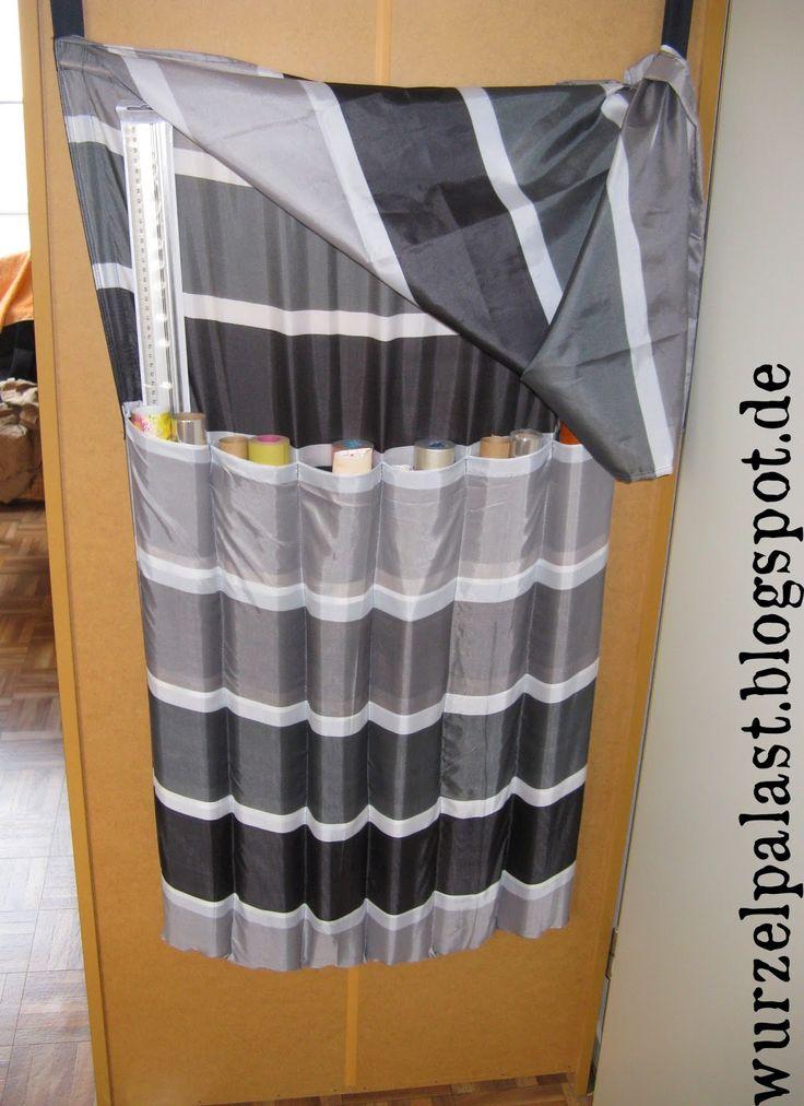 geschenkpapier aufbewahrung. Black Bedroom Furniture Sets. Home Design Ideas