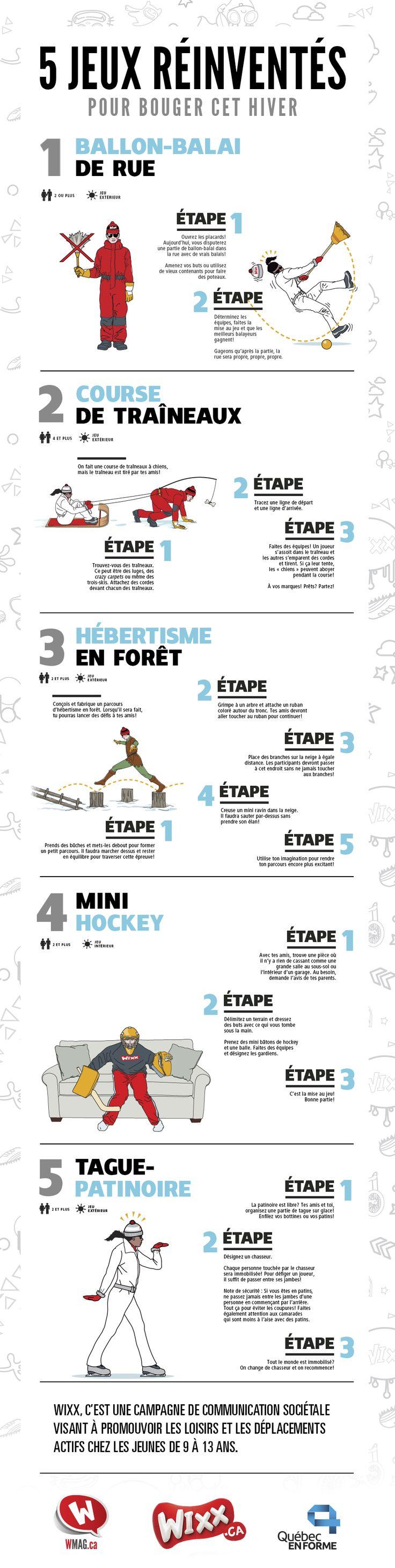 5 jeux réinventés #INFOGRAPHIE | WIXXMAG