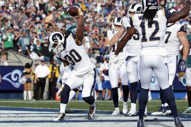 Sean McVay is rightfully getting a great deal of credit for transforming the Los Angeles Rams from perennial throw-rugs into the  champions of the NFC West. As the Rams prepare to host to the Atlanta Falcons on Saturday night—the prodigal franchise's first home playoff game in L.A. ...