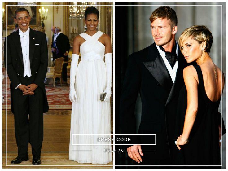 #dresscode #whitetie