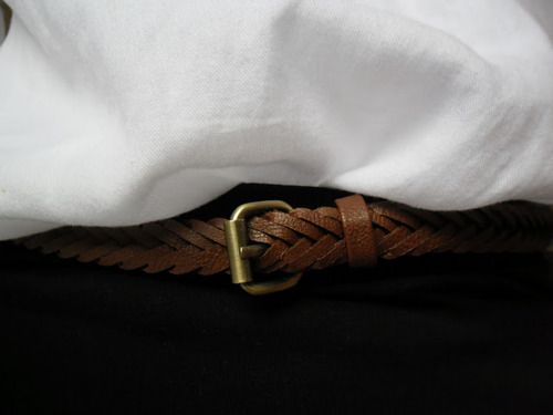 belted: Belts Buckles, Style, Belts Belts, White Shirts, Fashion Design, Brown Belts, Black White, Accessories, Leather Belts