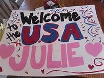 Airport welcome sign exchange student - Yahoo Image Search Results