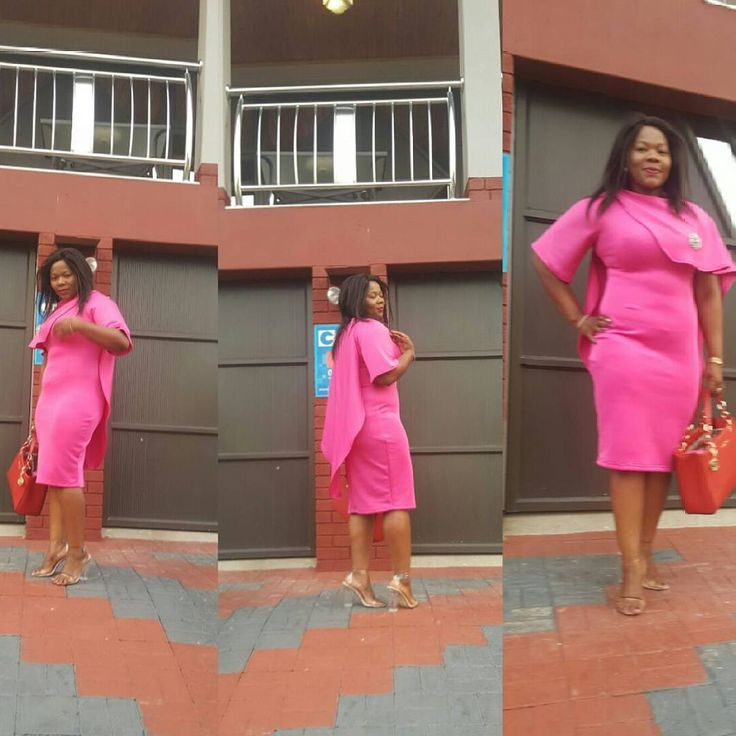 Ms Zinhle for President! Looking absolutely beautiful in her scuba cape dress