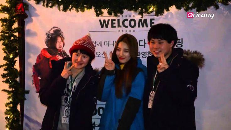Showbiz Korea - WINTER CAMPING WITH SU-ZY 수지와 함께 떠나는 겨울 캠핑!